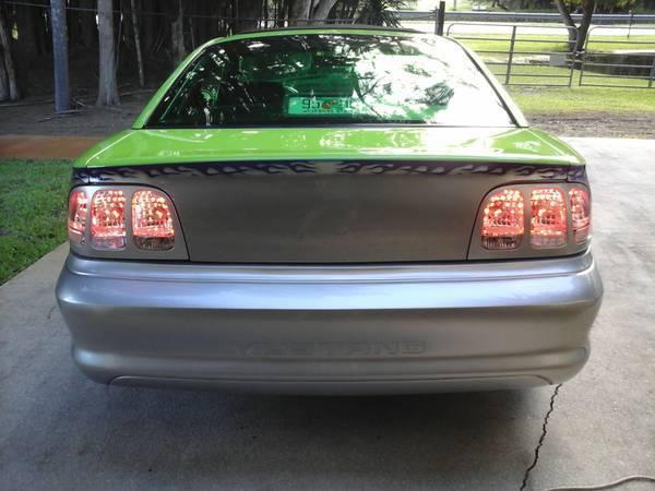 Custom 1995 Ford Mustang